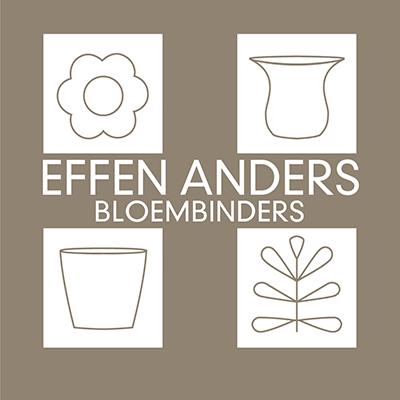 Effen Anders Bloembinders